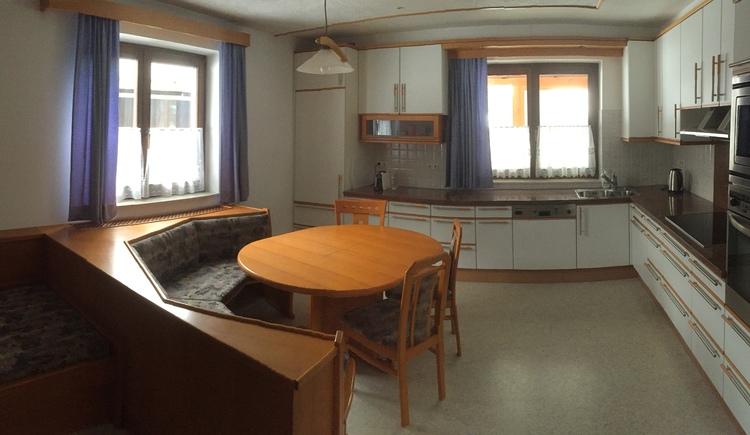 Big kitchen in  the resort