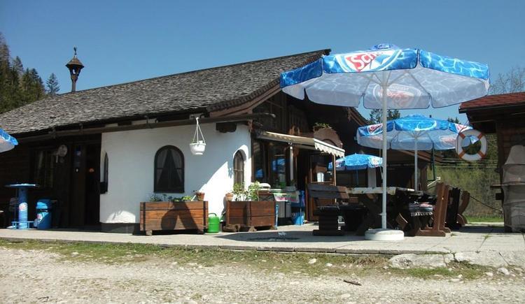 Kraner's Hütte (© Kraner's Fischteich)