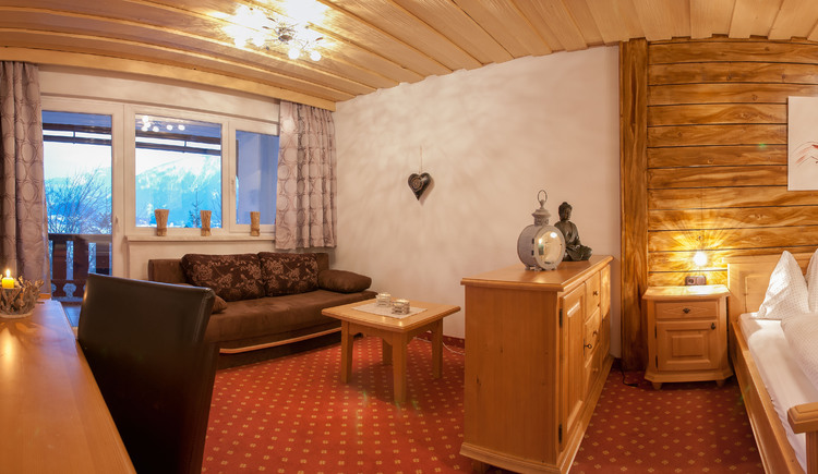 Beautifully furnished, spacious rooms - double room \