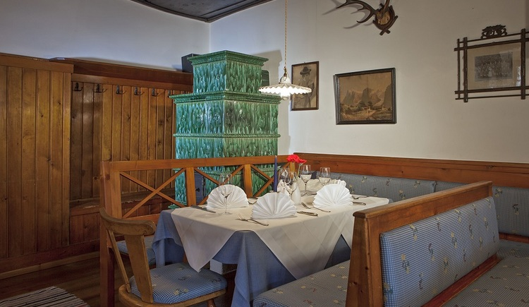 The Landhotel Agathawirt in Bad Goisern offers regional dishes as well as international dishes with selected, local ingredients.\n