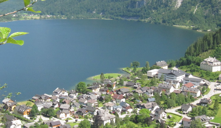 For sure you also have the possibility to visit the World Heritage Place Hallstatt.