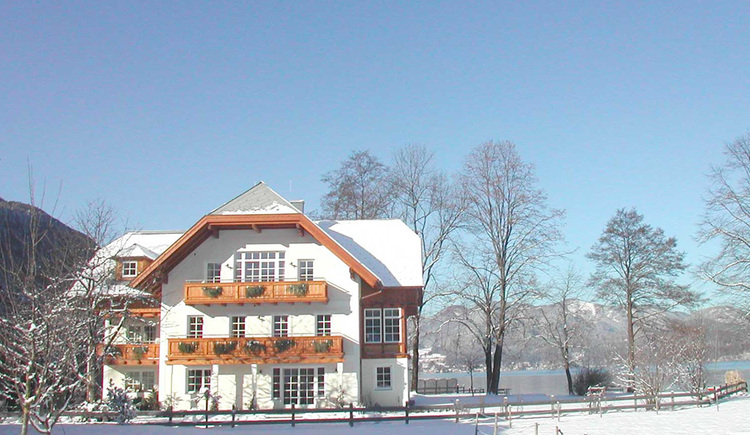 Landhaus Leitner, Winter