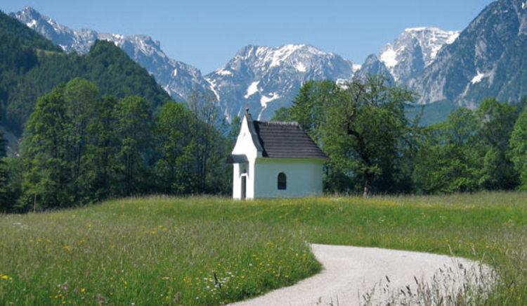 Dorf-Promenade (RundWanderWelt Hinterstoder) (© Gemeinde Hinterstoder)