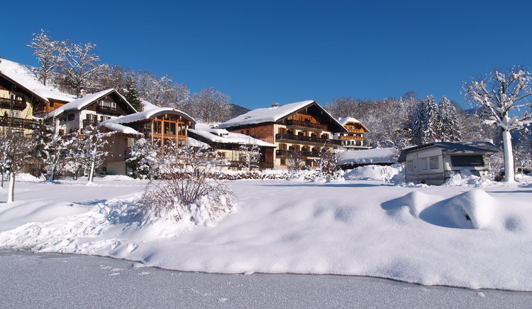 Winter in der Berau (© Hinterberger)