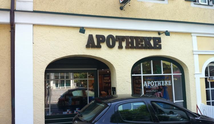 Apotheke (© WTG)