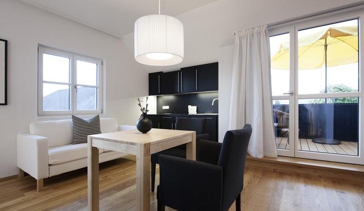 Hotel Aichinger, Suite im neuen Landhaus. (© Hotel Aichinger)