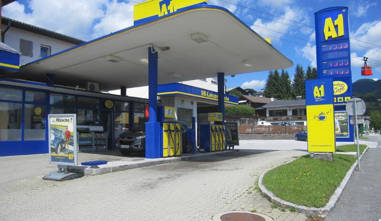 A1 Tankstelle (© TVB St. Gilgen)