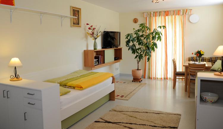 Privatzimmer Bachleitner in Maria Schmolln - Gästezimmer. (© Innviertel Tourismus)