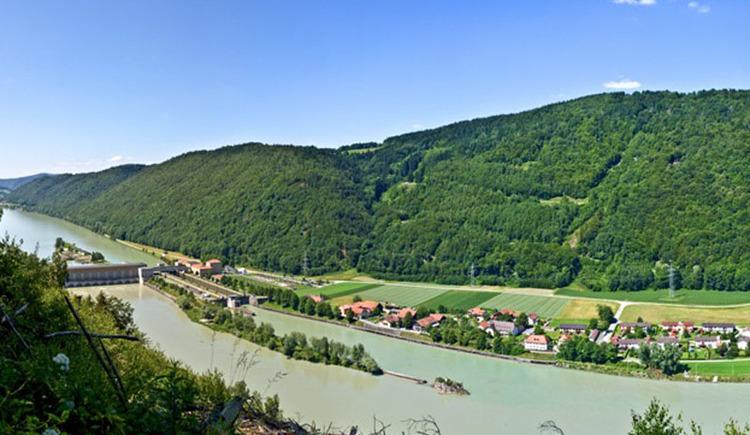Panoramablick Fallau (© WGD Tourismus GmbH)