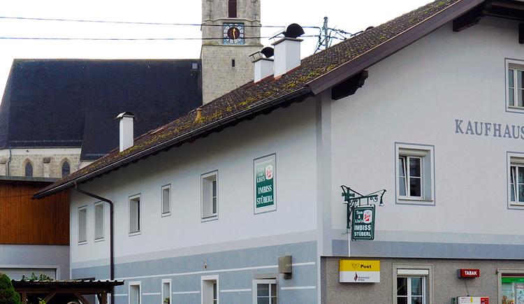 Imbissstube Roßbach. (© Innviertel Tourismus/Hirnschrodt)
