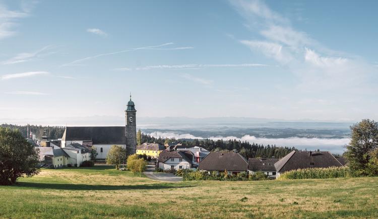 Pfarrkirchen im Mühlviertel (© Stöbich)