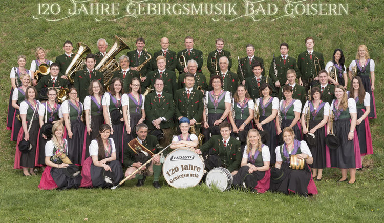 Mountain Music Bad Goisern celebrated its 120th anniversary in 2017.