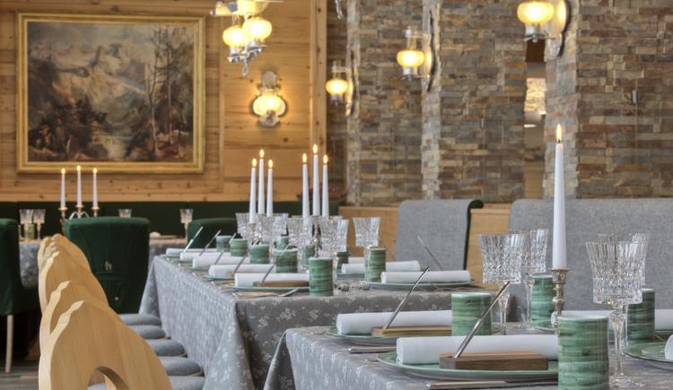 Das Restaurant wartet auf Ihren Besuch. (© Andreas Meier)