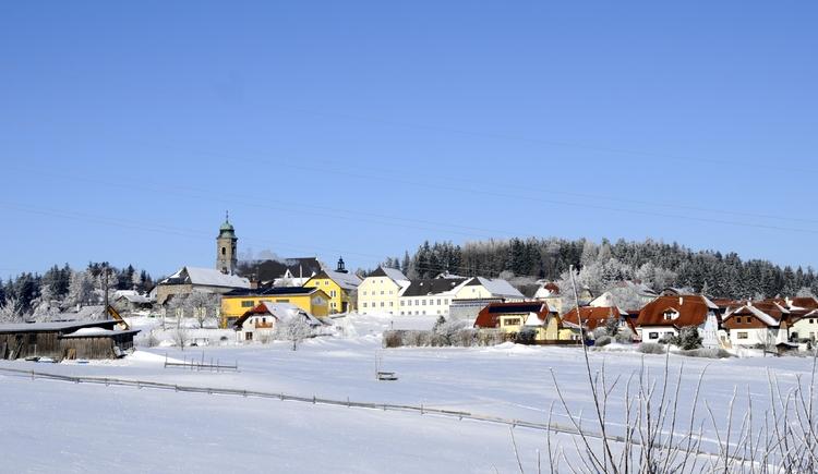 Blick auf Pfarrkirchen (© TV Pfarrkirchen)