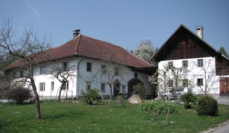 Haus des Weberbartls am Weberbartl-Wanderweg