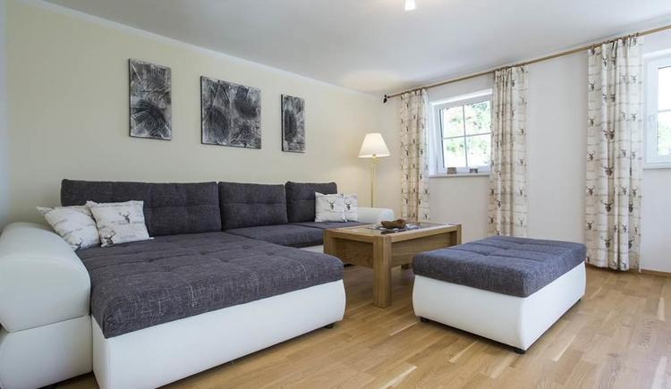 Wohnzimmer (© Gut Hinterklaus)