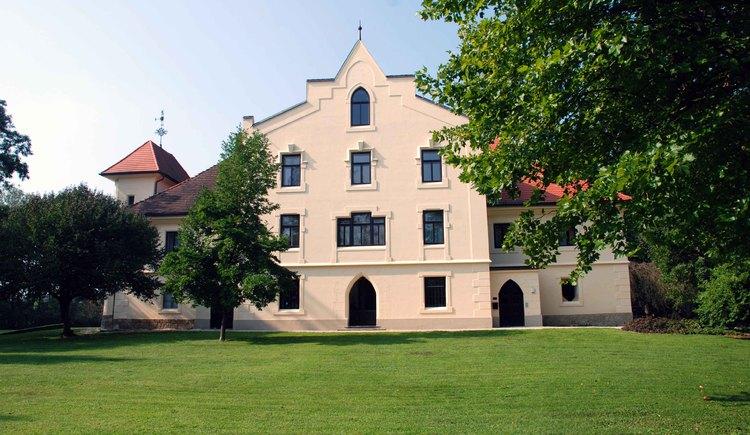 Schloss Mamling in Mining (© innviertel-tourismus.at)