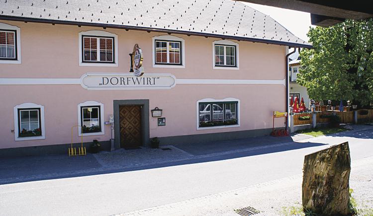 Dorfwirt. (© Tourismusverband Ebenau)