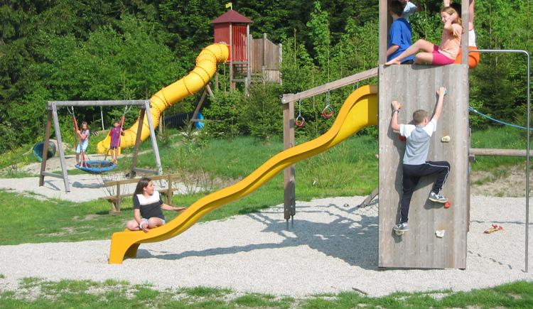 Kinderspielplatz Neustift (© TV Neustift)