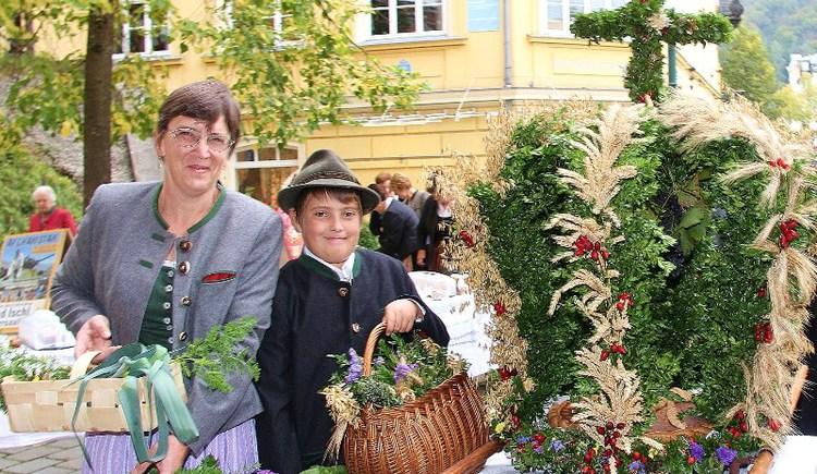Erntedankfest in Bad Ischl (© Hörmandinger)