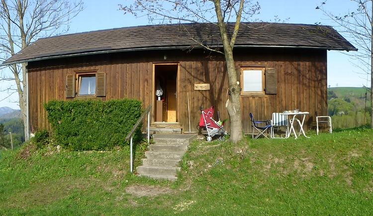 Camp Sibley Hütte - Laussa (© David Scheutz)