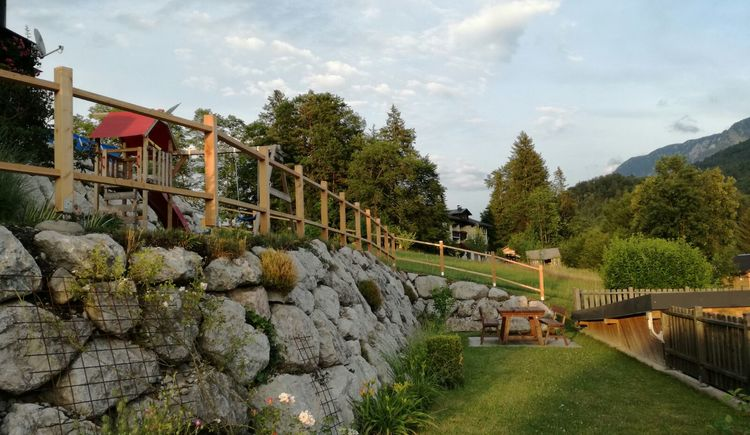 Haus Haslauer   Garten (© Familie Haslauer)