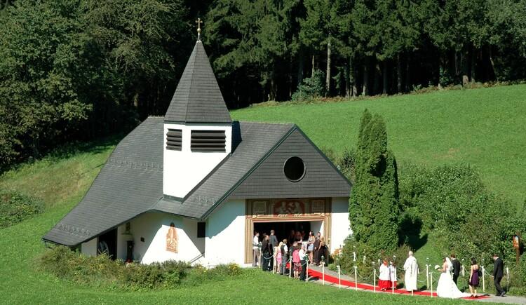 Hochzeit Maria Bründl (© Gschwendtner Johann)