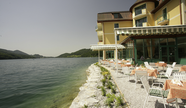 Seerose Terrasse (© Hotel Seerose)
