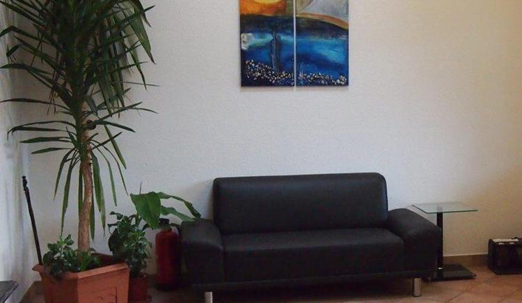 Eingangsbereich (© Pension Stallinger)