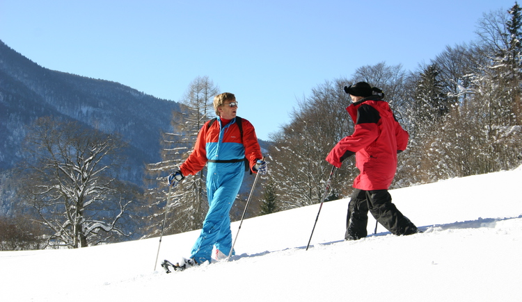Schneeschuhwanderung (© TVB Fuschl am See)