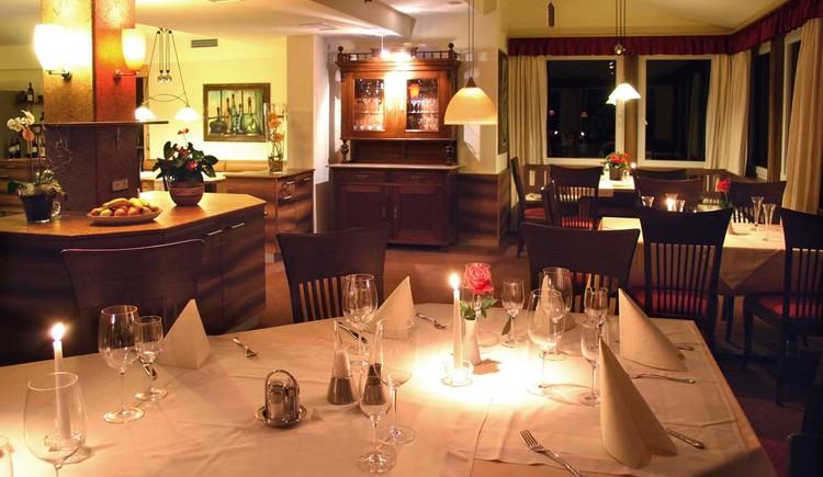 restaurant (© Hotel Haberl)