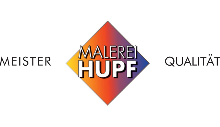 Logo - Malerei Hupf