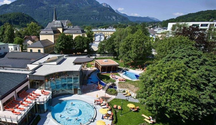 Blick ins Salzkammergut - Hotel Royal****s (© EurothermenResorts)
