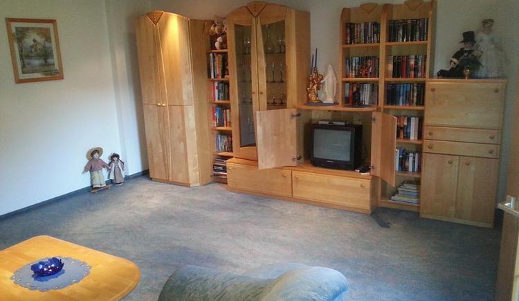 Living room (© Ferienwohnung Anna & Wilhelm Ebner)