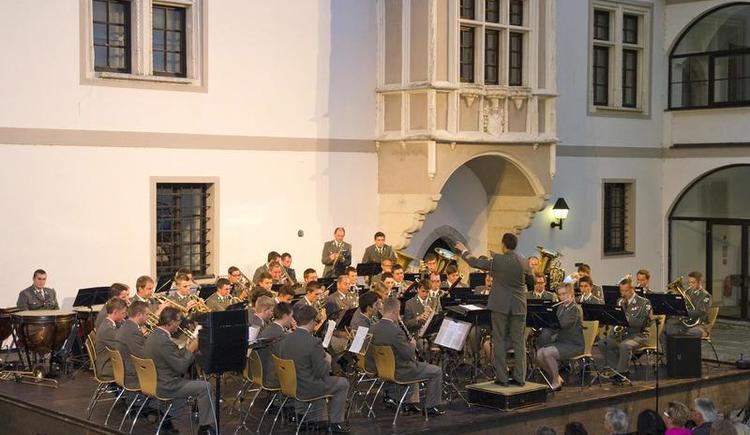 Konzert Burghof
