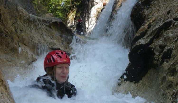 Sport und Abenteuerschule Canyoning 2