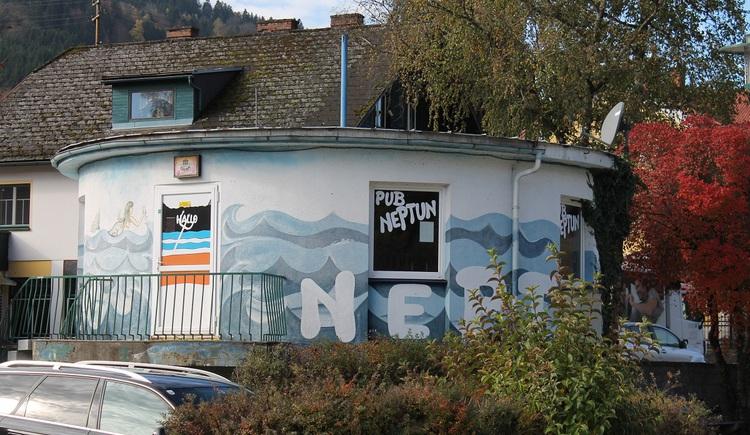 Pub Neptun (Treffpunkt für Jung u. Alt) (© Viehböck Hermann)