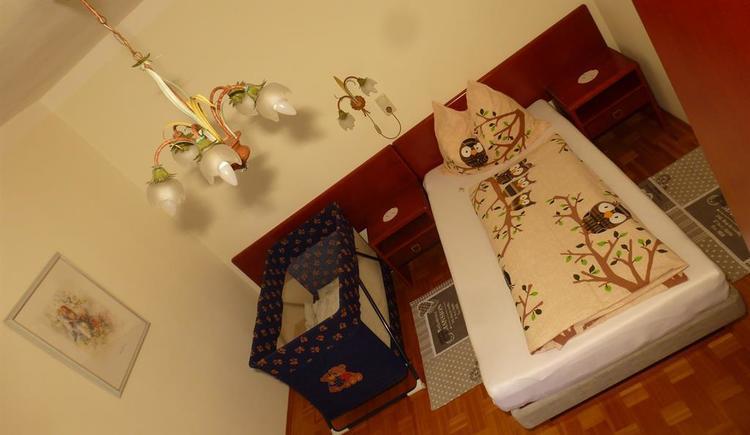 P1070106_alternative Bettenkonfiguration (© Apartment Heidelinde)