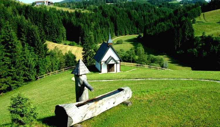 Johannesbrunnen. (© OÖ Tourismus)