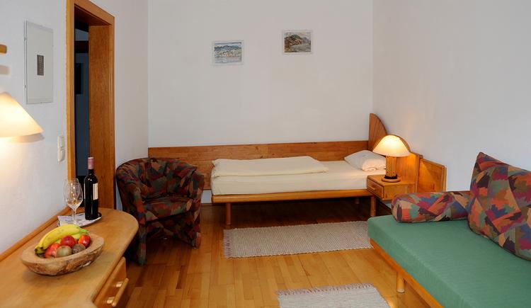 Landgasthof und Seminarhotel Kobleder in Mettmach - Zimmer. (© Innviertel Tourismus)