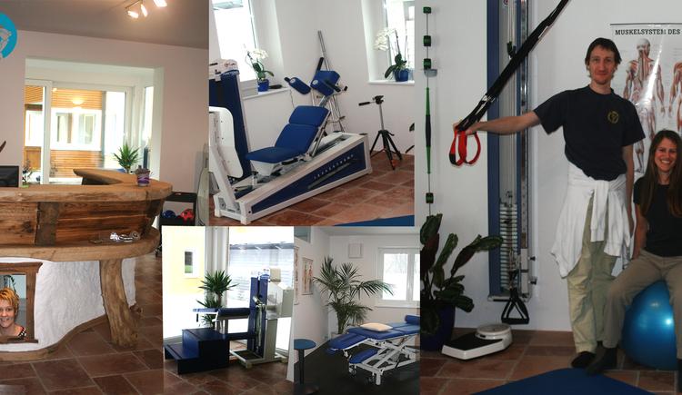 Physiotherapie Rietzschel in Bad Goisern am Hallstättersee.