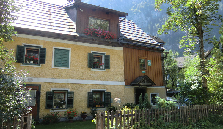 Haus Höll Friederike is located in Hallstatt Lahn near all major attractions in Hallstatt. (© Ferienregion Dachstein Salzkammergut)