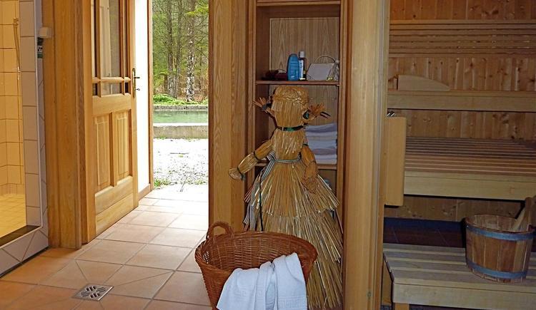 Sauna (© Andrea Bergbaur)