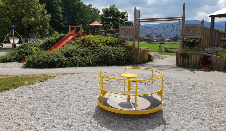 Spielplatz und Freizeitpark St. Wolfgang (© WTG)