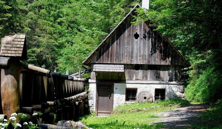 Stummermühle in Roßleithen (© TVB Pyhrn-Priel/Fischbach)