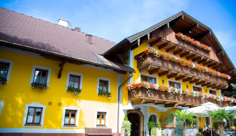 Gasthof Alte Post in Faistenau (© Hotel Alte Post Faistenau)