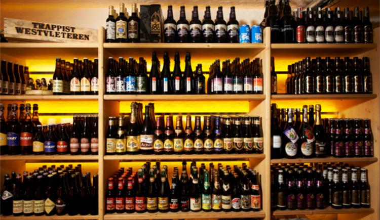 100 Bierspezialitäten aus aller Herren Länder