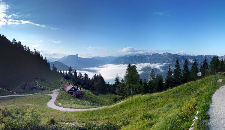 Blick in Richtung Dachstein. (© ©Leitner Daniel)