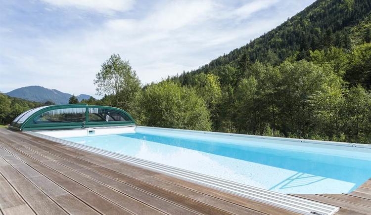 Pool (© Gut Hinterklaus)