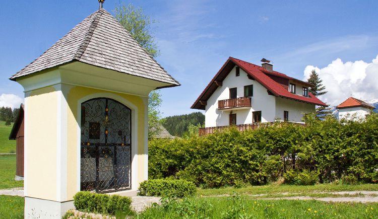 Hufeisenkapelle (© TVB Pyhrn-Priel/Sulzbacher)